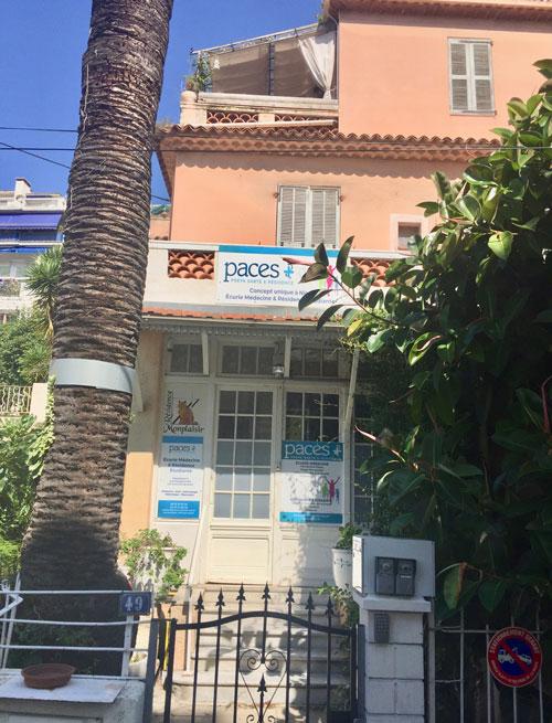 Prépa médecine avec résidence étudiante Nice