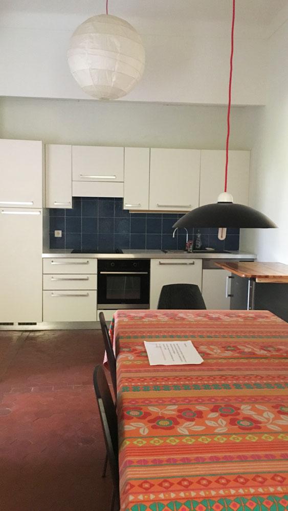 cuisine logement étudiant externe à la prepa medecine PACES+ nice